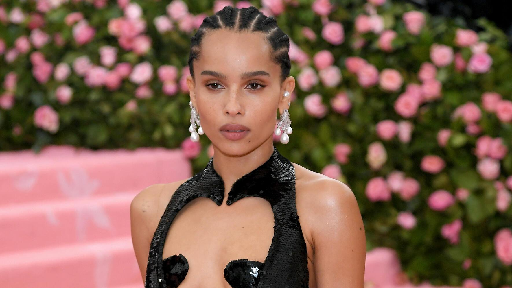 NEW YORK, NEW YORK - MAY 06: Zoe Kravitz attends The 2019 Met Gala Celebrating Camp: Notes on Fashion at Metropolitan Museum of Art on May 06, 2019 in New York City. (Photo by Neilson Barnard/Getty Images)
