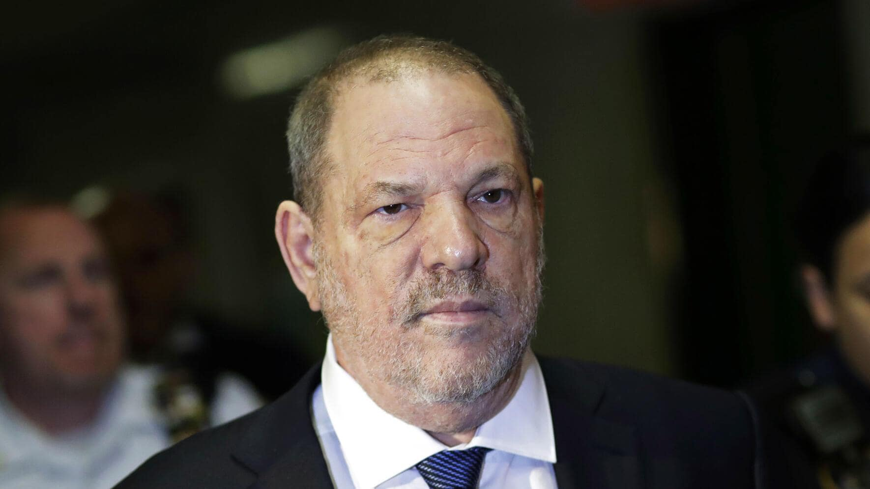 Harvey Weinstein 2018