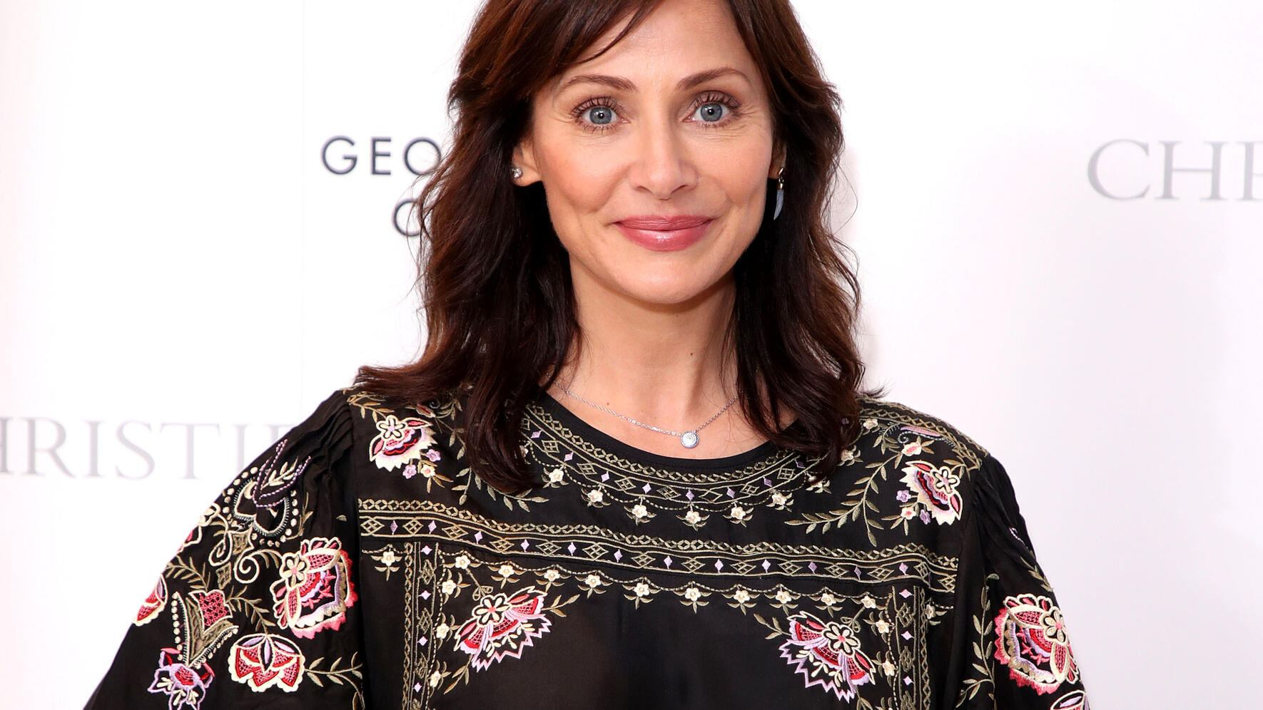 LONDON, ENGLAND - MARCH 12: Natalie Imbruglia attends The George Michael Collection VIP Reception at Christies on March 12, 2019 in London, England. (Photo by Mike Marsland/WireImage)