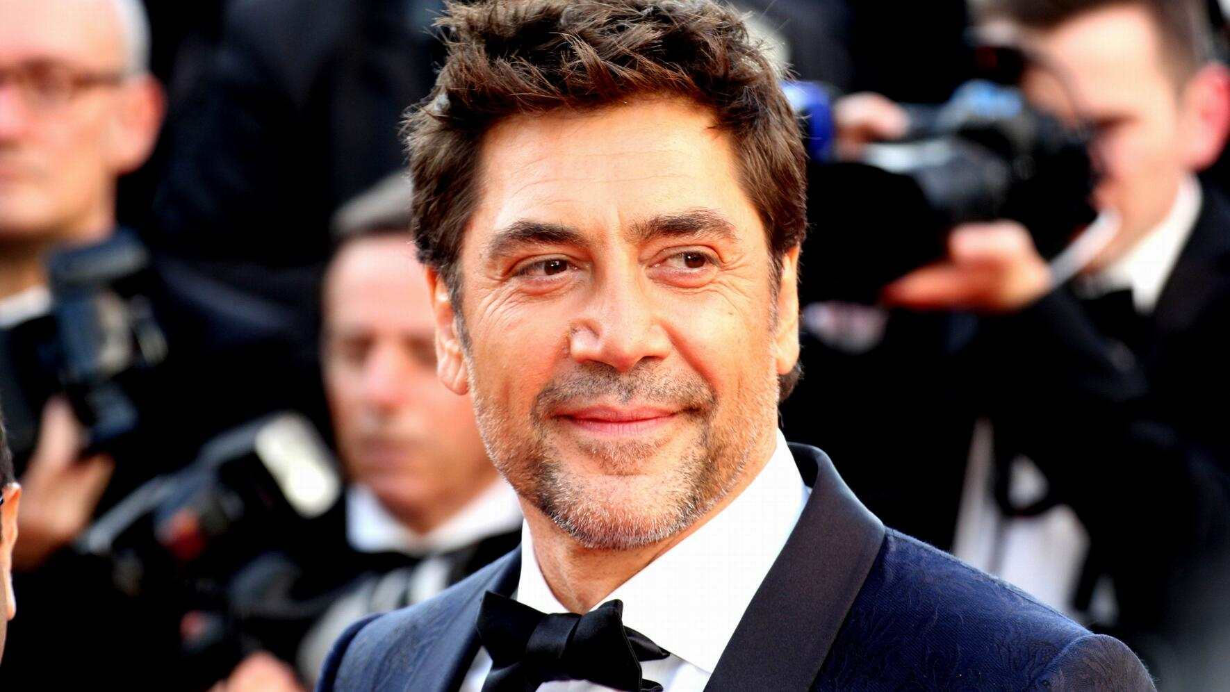 May 8, 2918 - Cannes, France: Javier Bardem. Inaugural Gala of the 71 Annual Cannes International Film Festival with the Premiere at Palais des Festivals of movie Todos lo Sane (Everybody Knows) directed by Asghar Farhadi. (Piero Oliosi/Polaris)  (FOTO:DUKAS/POLARIS)