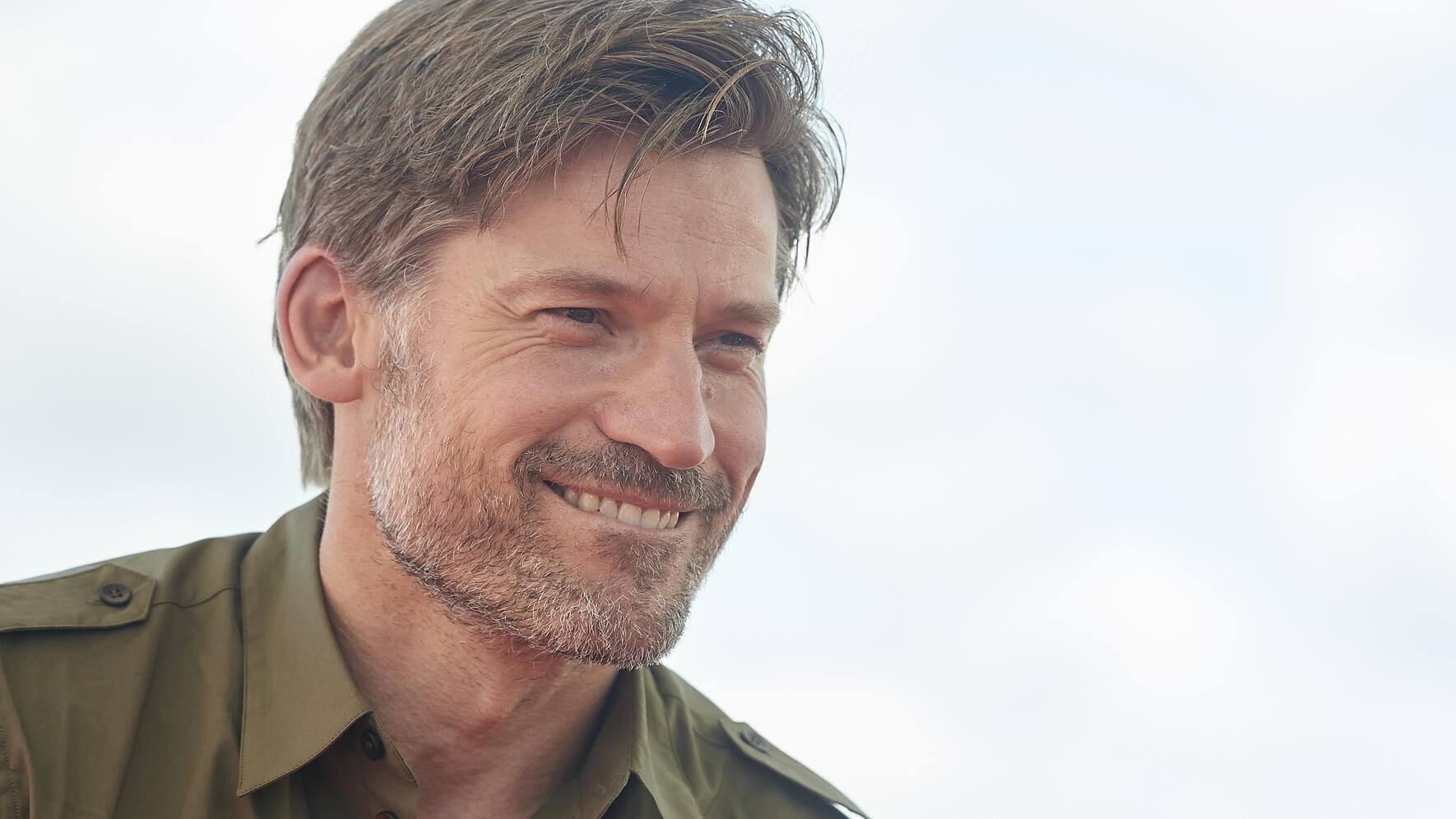 SITGES, SPAIN - OCTOBER 04: Actor Nikolaj Coster-Waldau during photocall of 'Suicide Tourist' on October 04, 2019 in Sitges, Spain. (Photo by Borja B. Hojas/Getty Images)