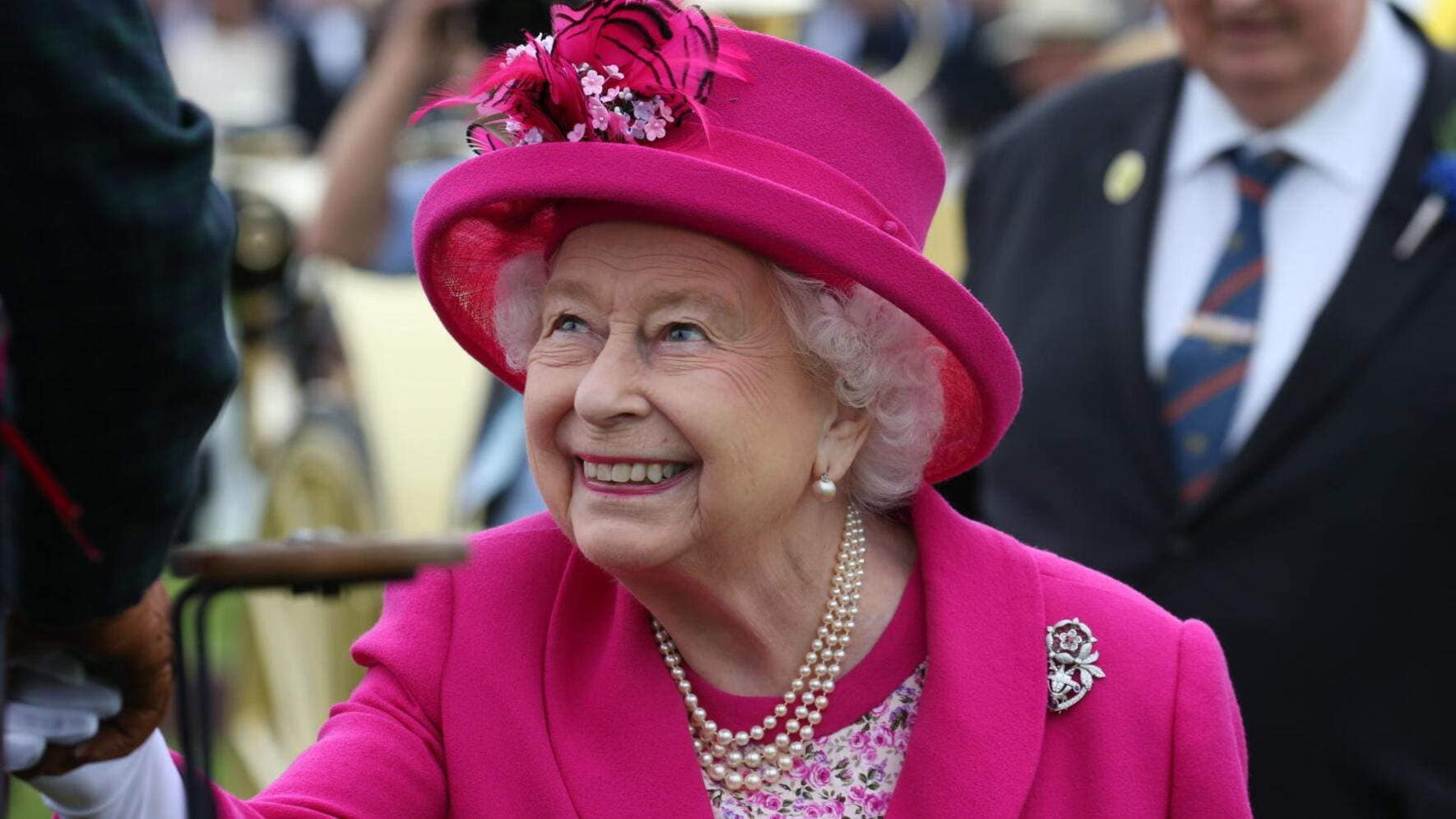 23/06/2019. Windsor, United Kingdom: Queen Elizabeth II at the Royal Windsor Cup at Guards Polo Club in Windsor, United Kingdom: (Stephen Lock / i-Images / Polaris) (FOTO:DUKAS/POLARIS)