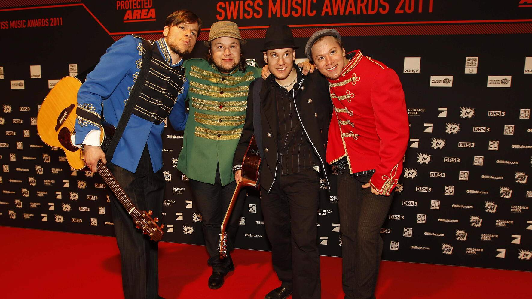 77 Bombay Street nominiert fuer Swiss Music Award 2012