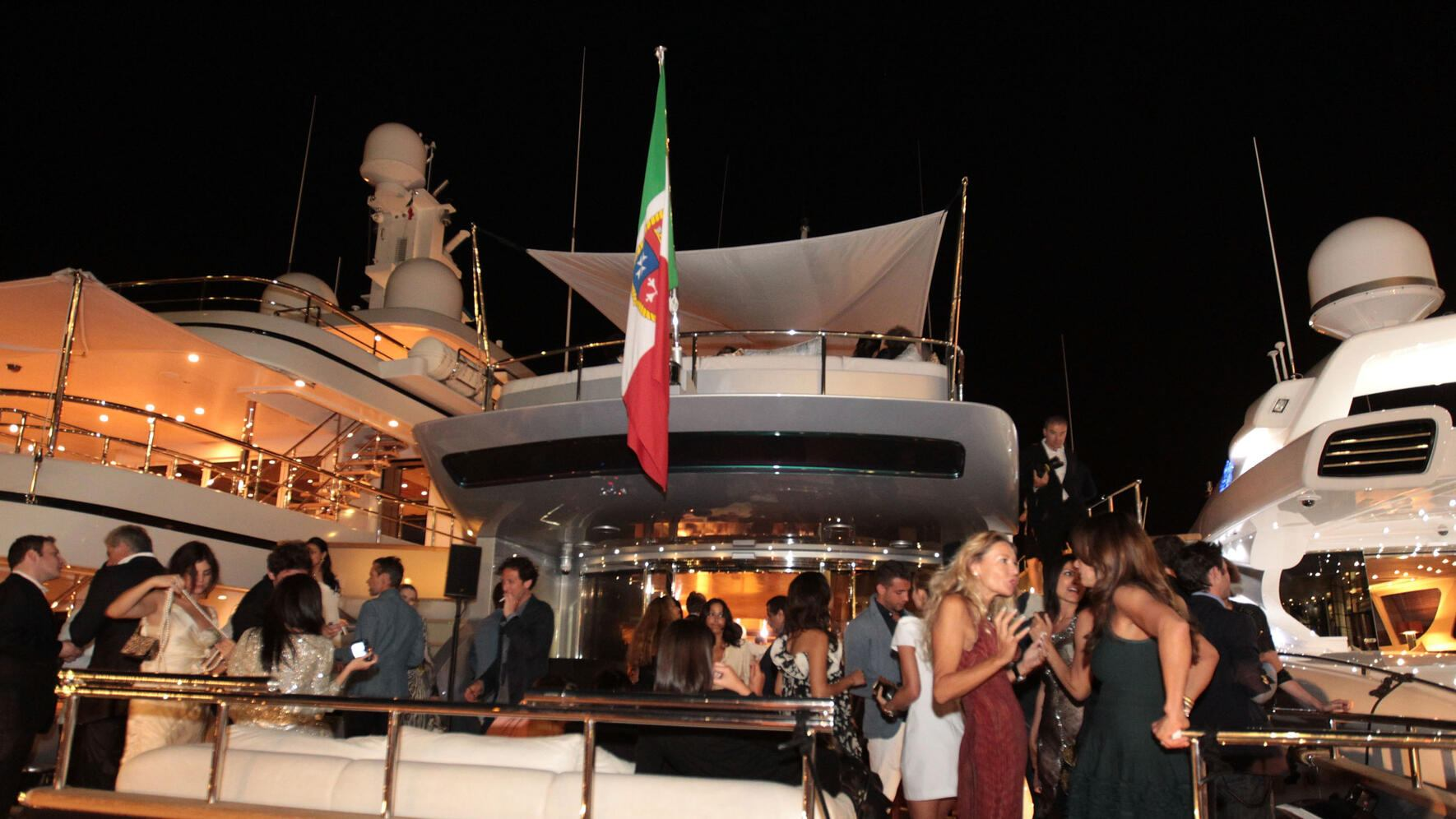 Cannes Film Festival 2011: Party Schiff