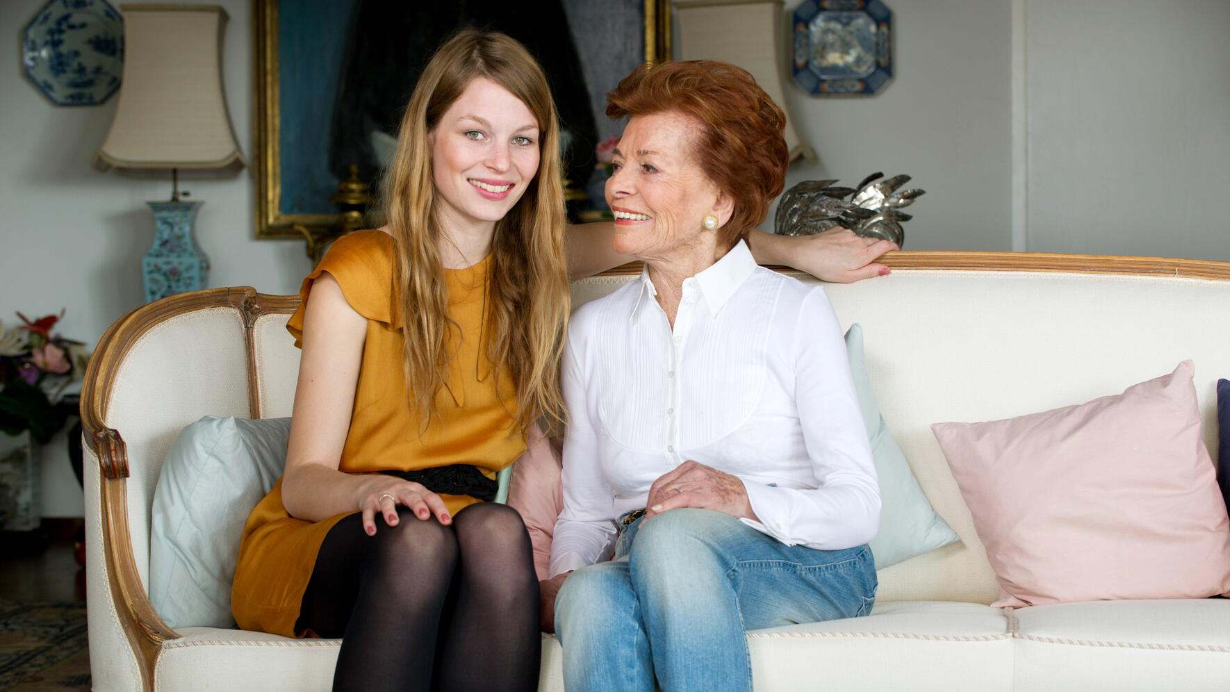 Anna Rossinelli Lys Assia