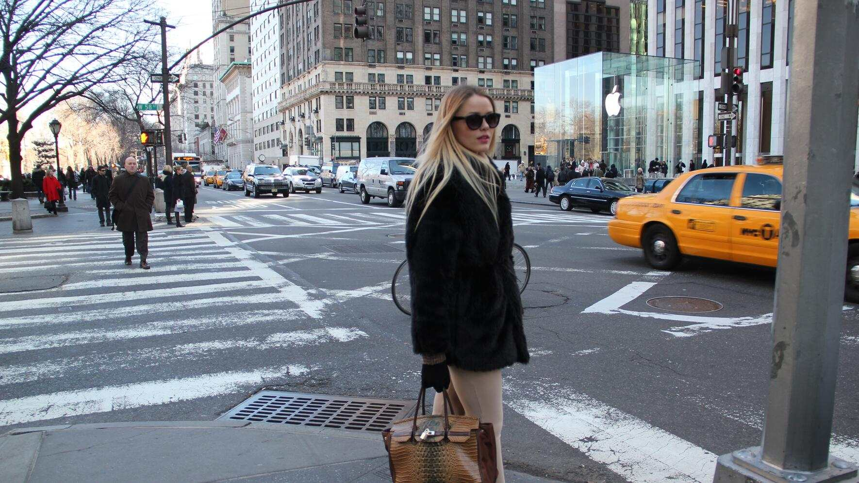 My Day mit Kristina Bazan in New York 3
