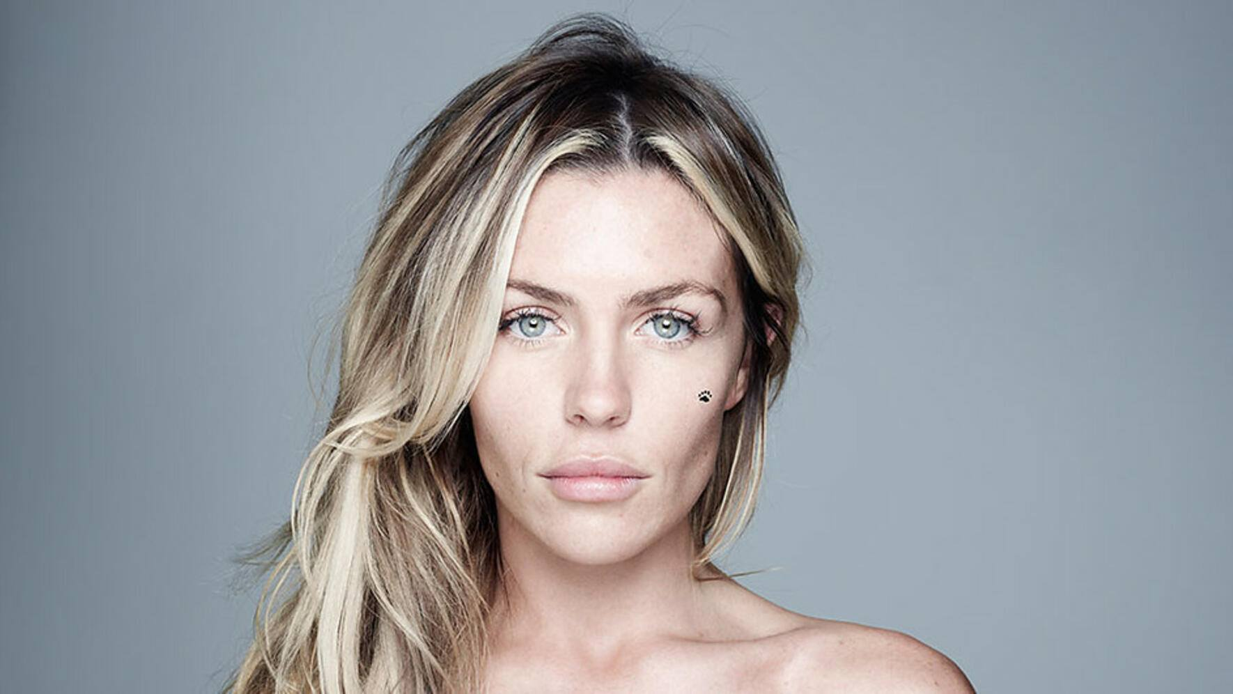 Bearfaced: Abbey Clancy