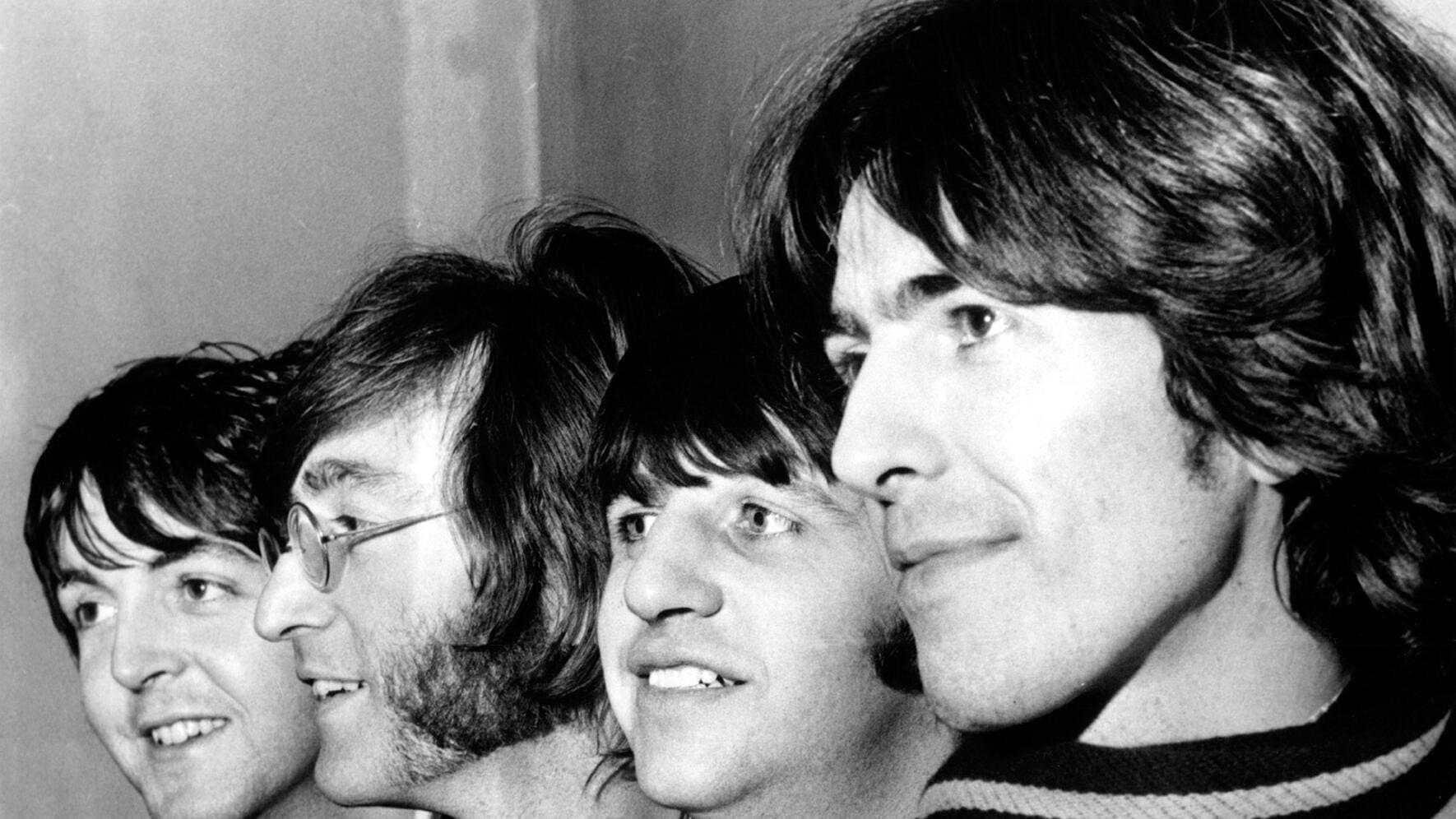 The Beatles britischer Verdienstorden