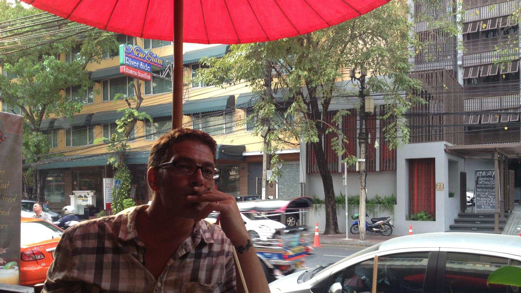 BL_Blog53: Reda in Bangkok