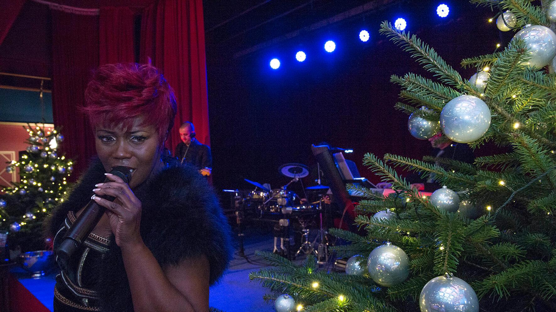 Christmas Tree Charity Gala in St. Moritz