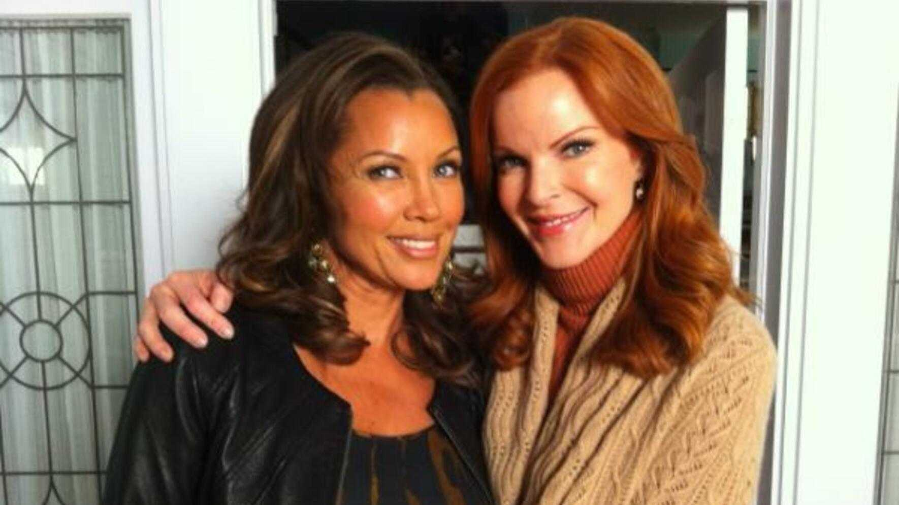 Desperate Housewives Vanessa Williams Marcia Cross Abschiedsparty
