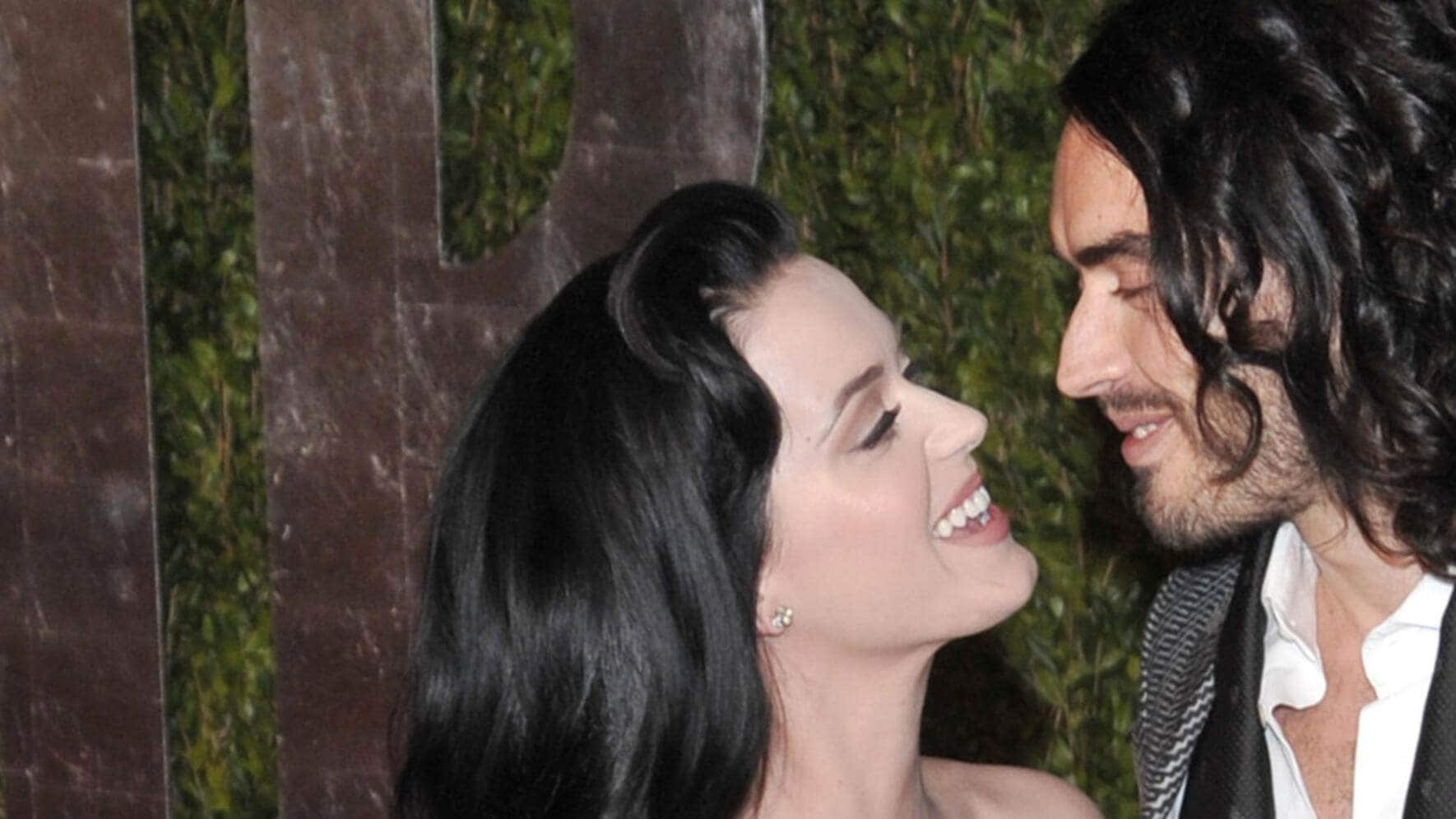 Frontteaser Katy Perry Russell Brand
