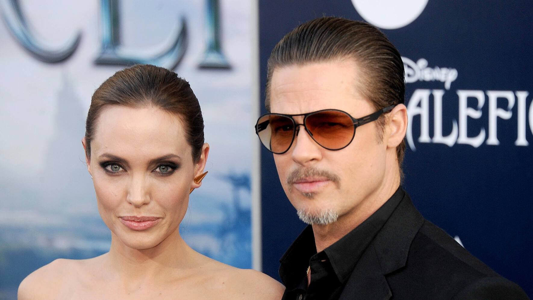 Gewalt-Attacke auf Brad Pitt an Maleficent-Premiere in Los Angeles