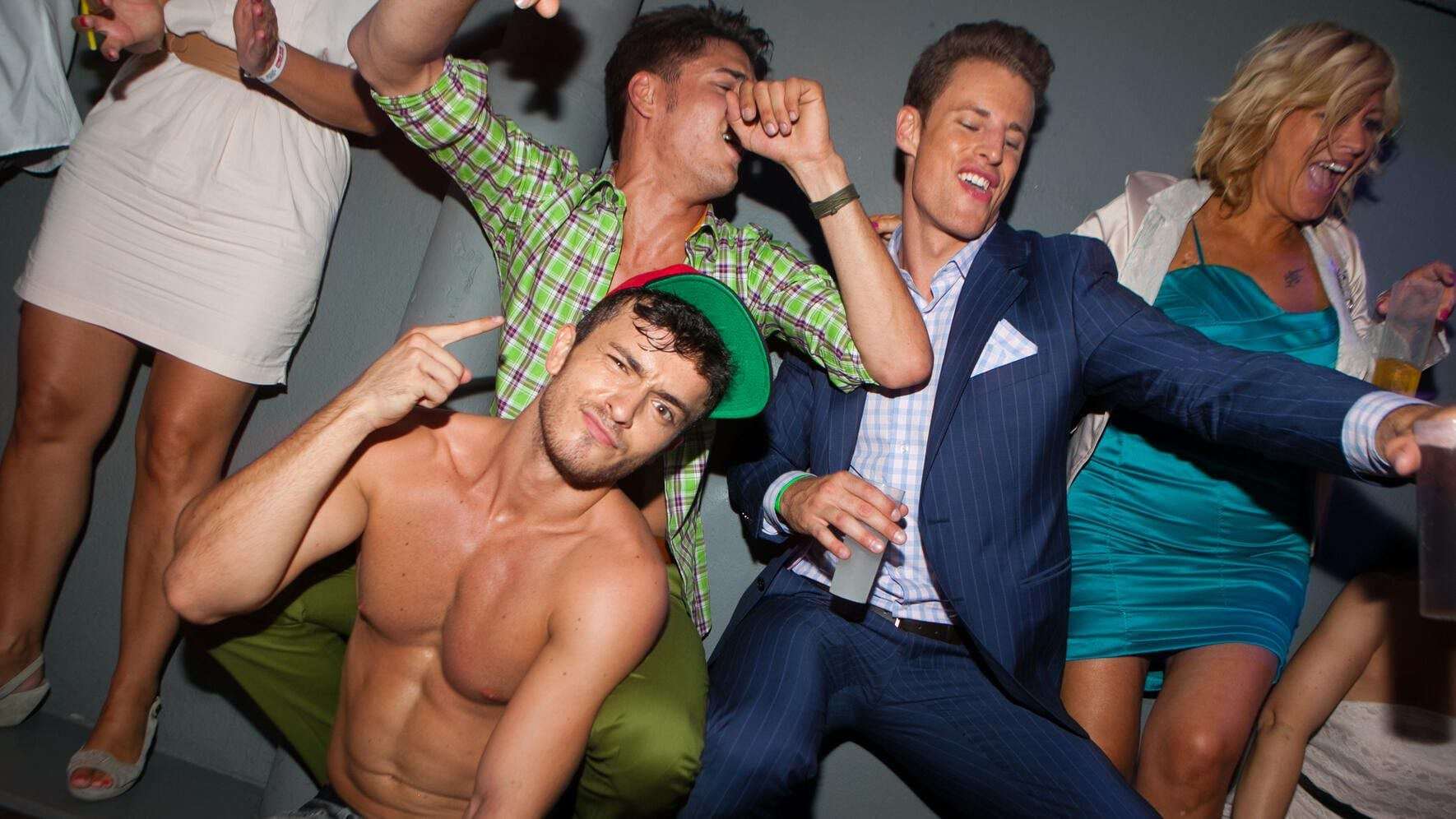 Mister Schweiz 2012 Wahl After-Show-Party