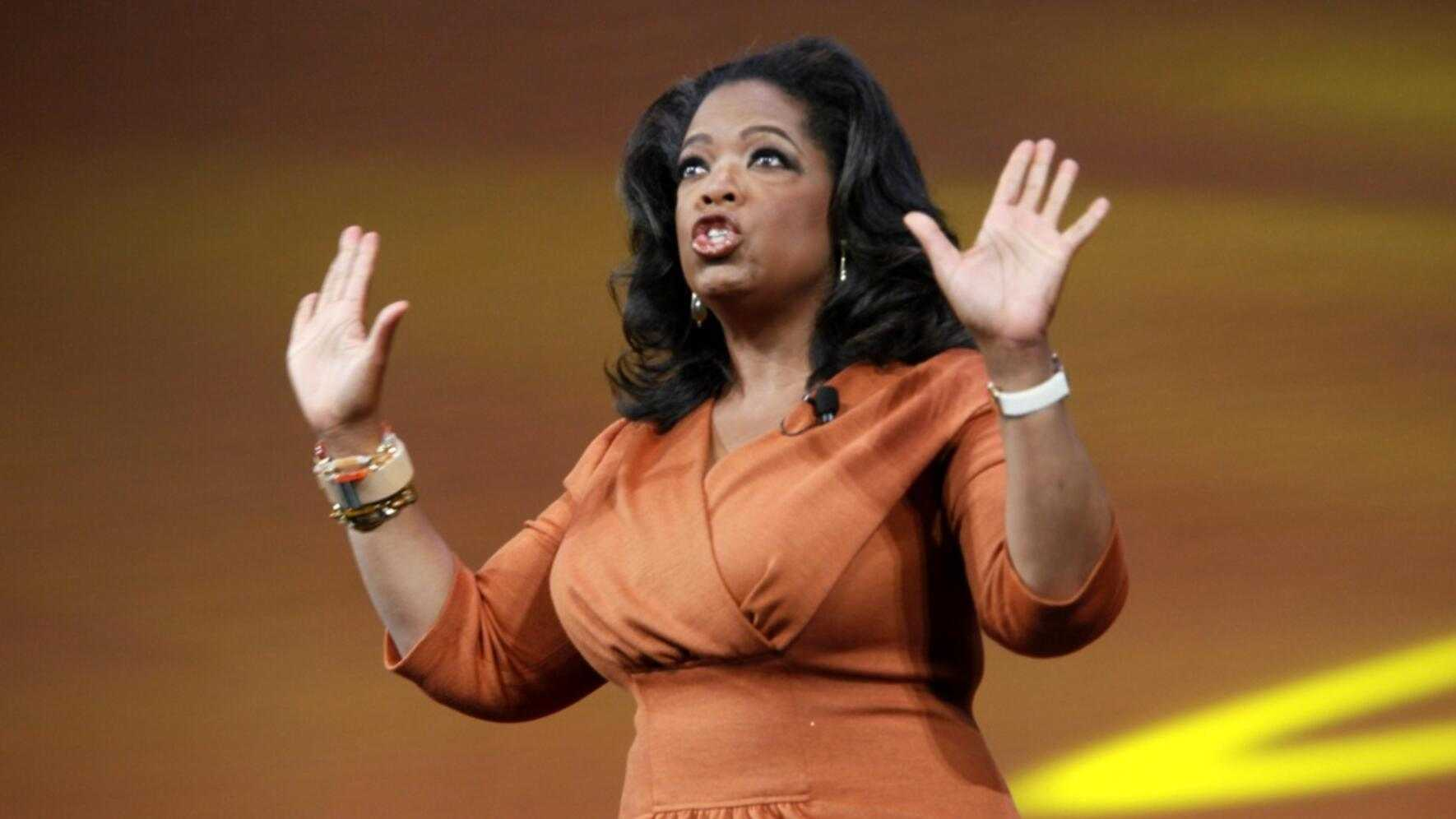 Oprah Winfrey Talk-Queen Prostitution