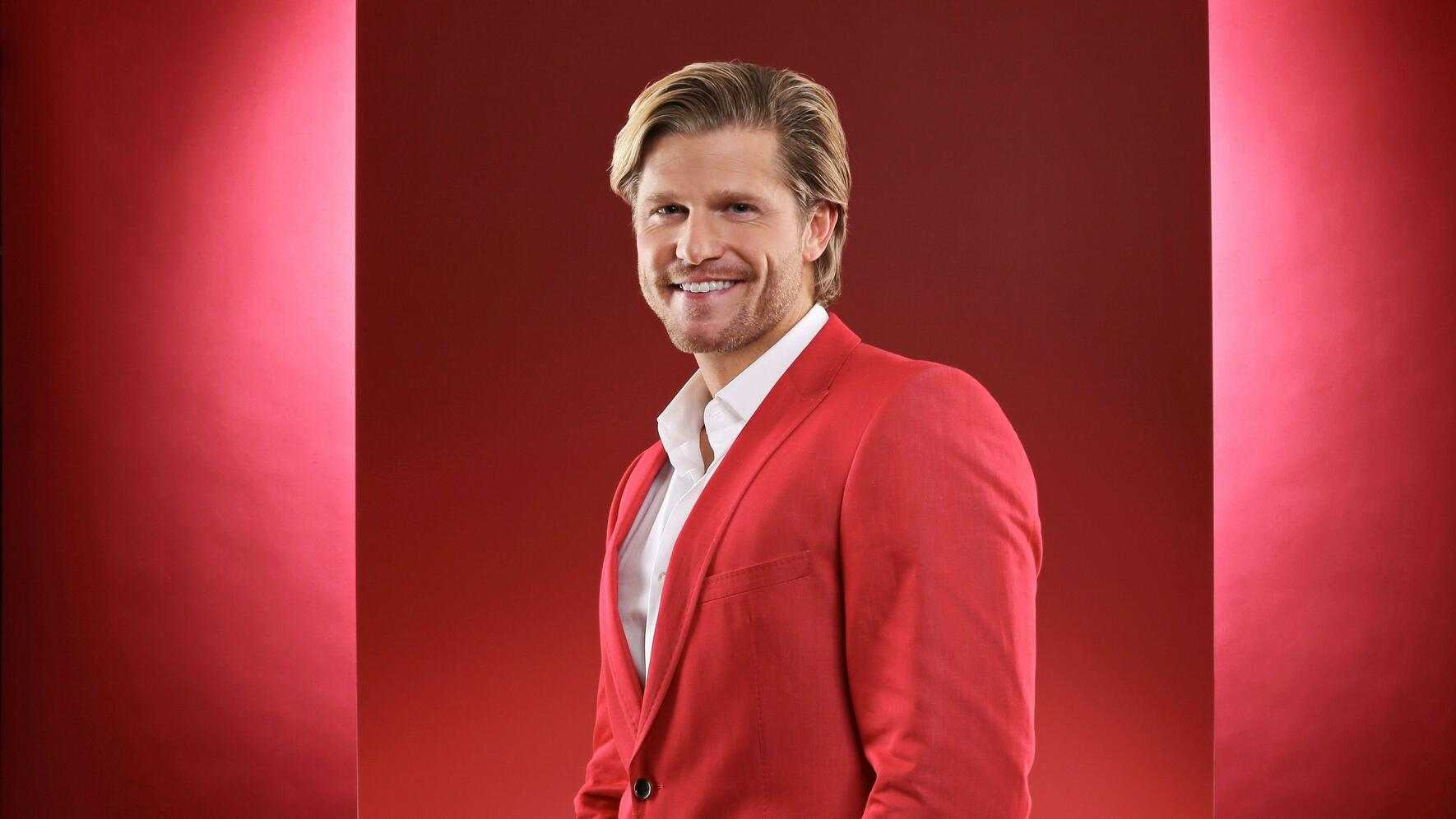 Paul Janke Ex-Bachelor Kandidat bei Lets Dance