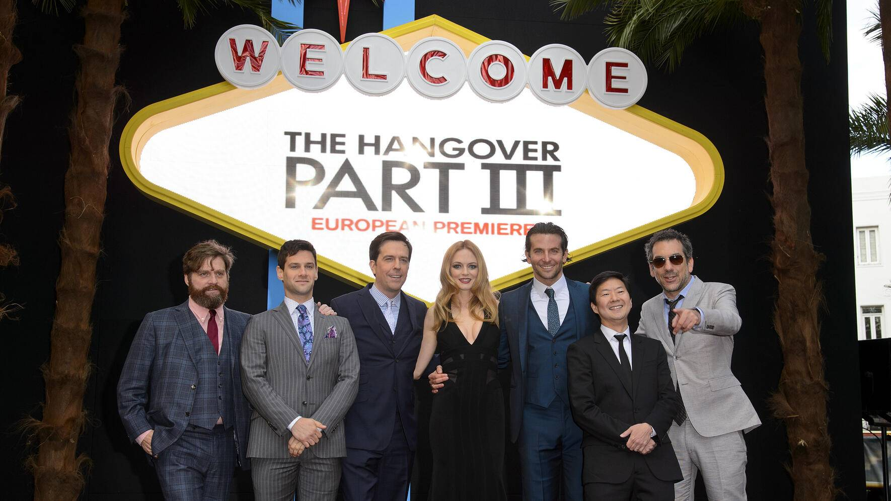 Premiere dritter Teil Hangover in London