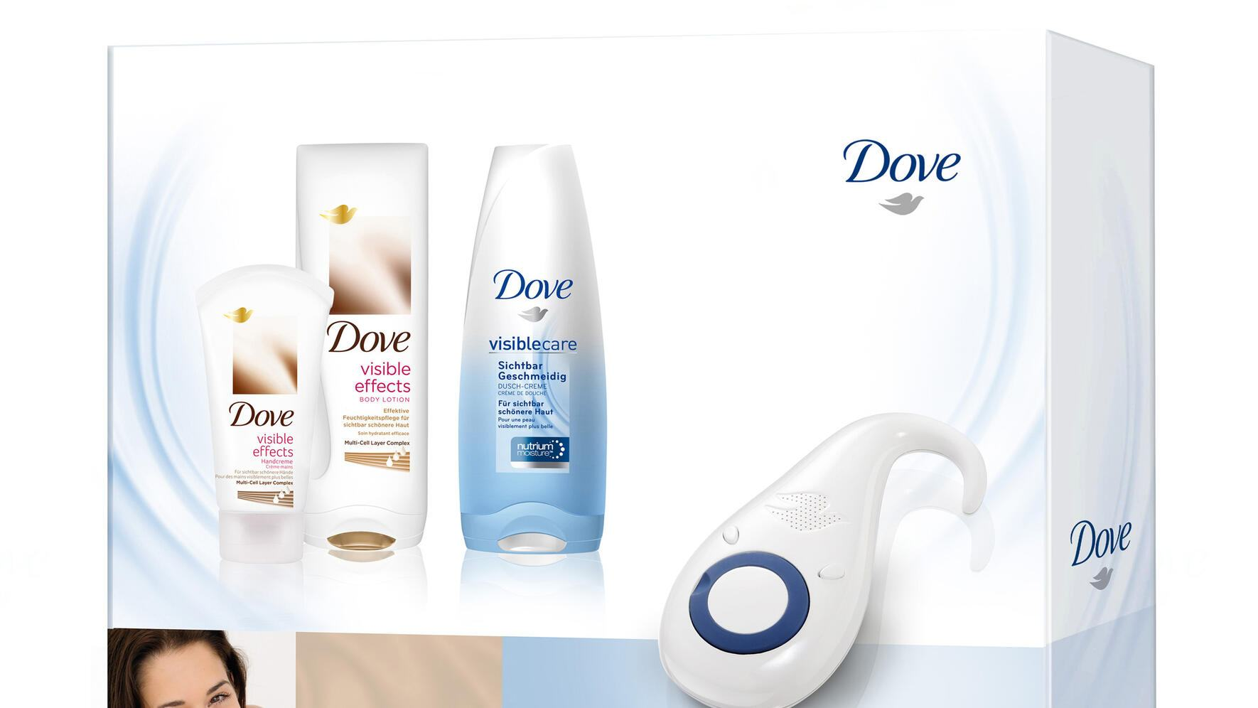Dove Radio Set