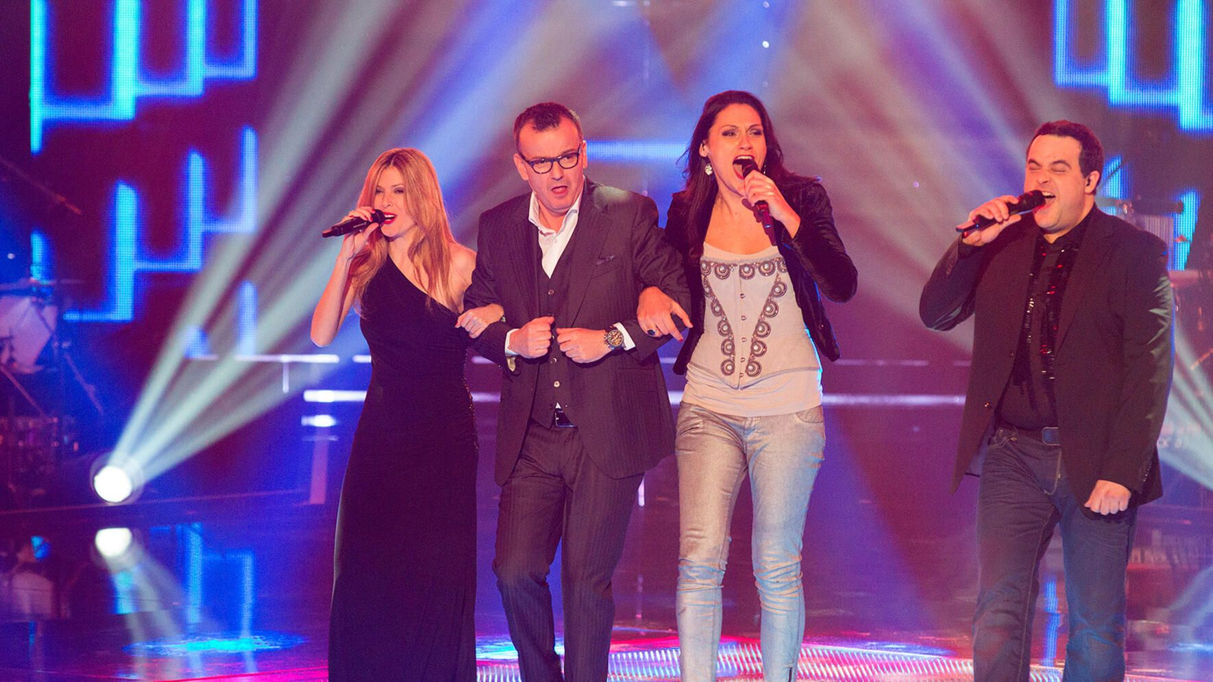 The Voice of Switzerland 1 Liveshow Impressionen