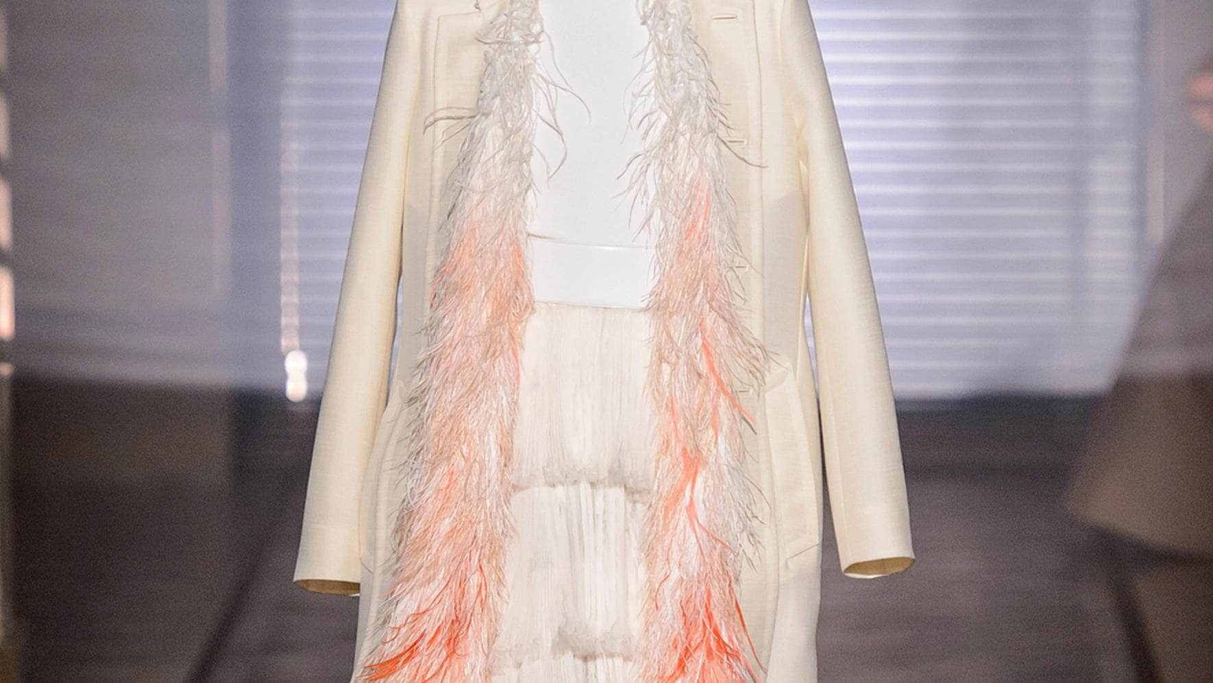 Givenchy Spring/Summer 2018 Haute Couture  Runway-Bild