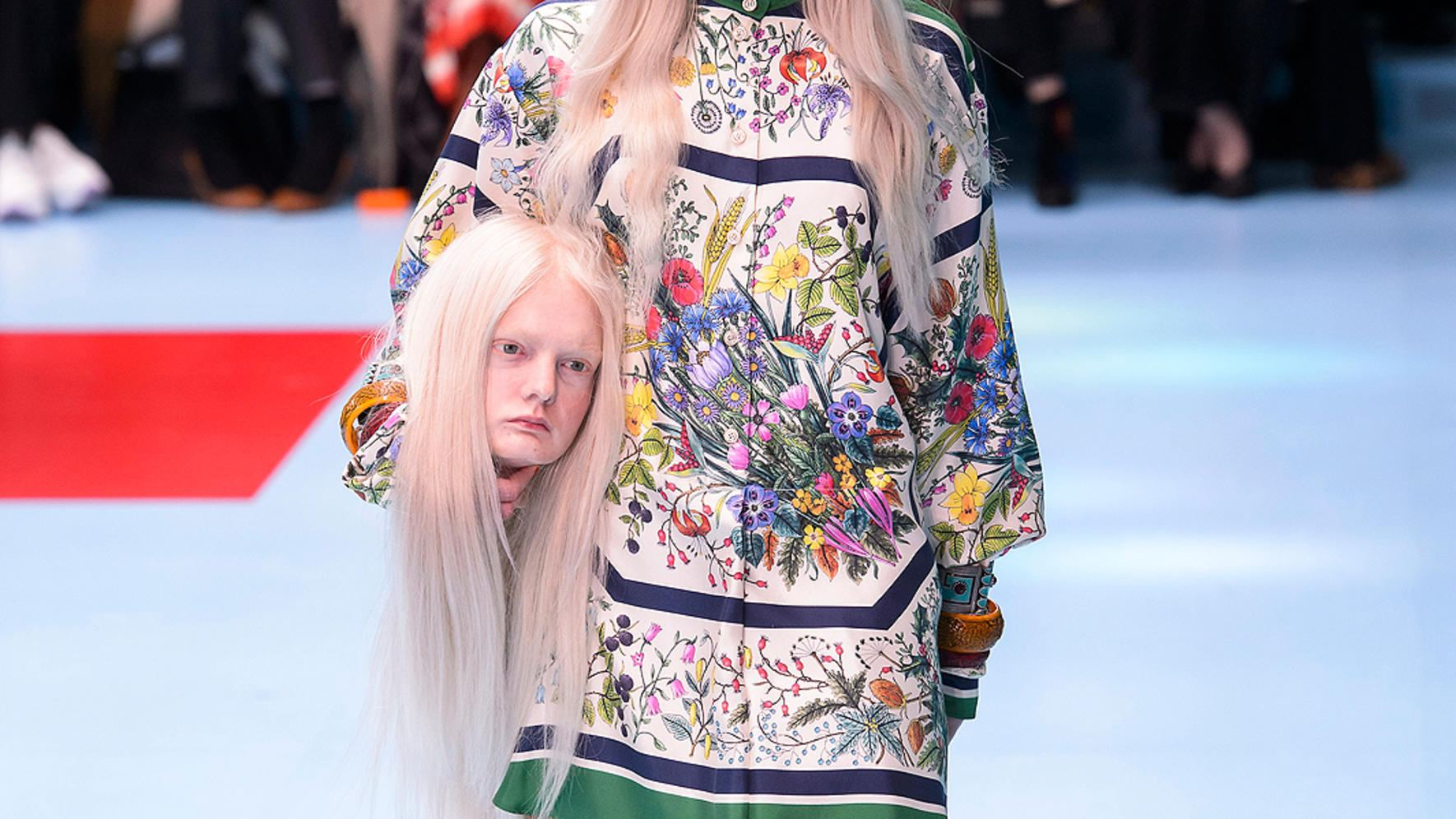 Gucci Herbst/Winter 2018 in Mailand