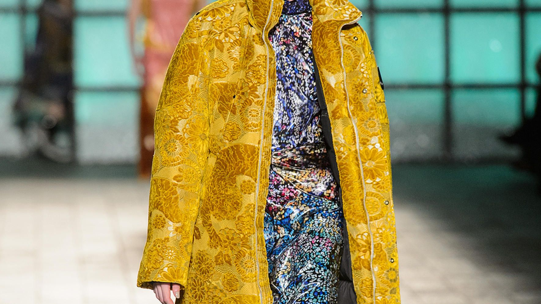 Mary Katrantzou Herbst/Winter 2018 in London
