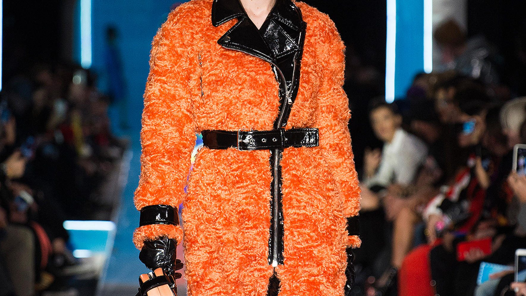 Moschino Herbst/Winter 2018 in Mailand