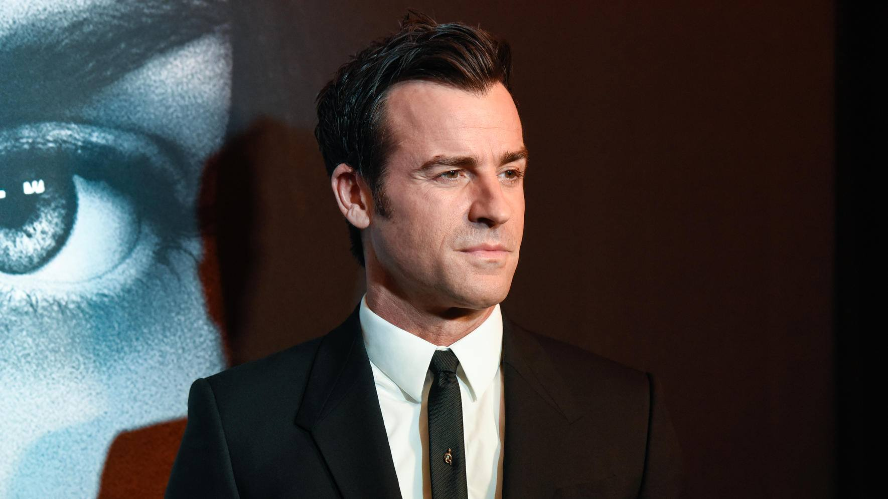 Justin Theroux (Jennifer Aniston) bei Film über Instagram Brad Pitt