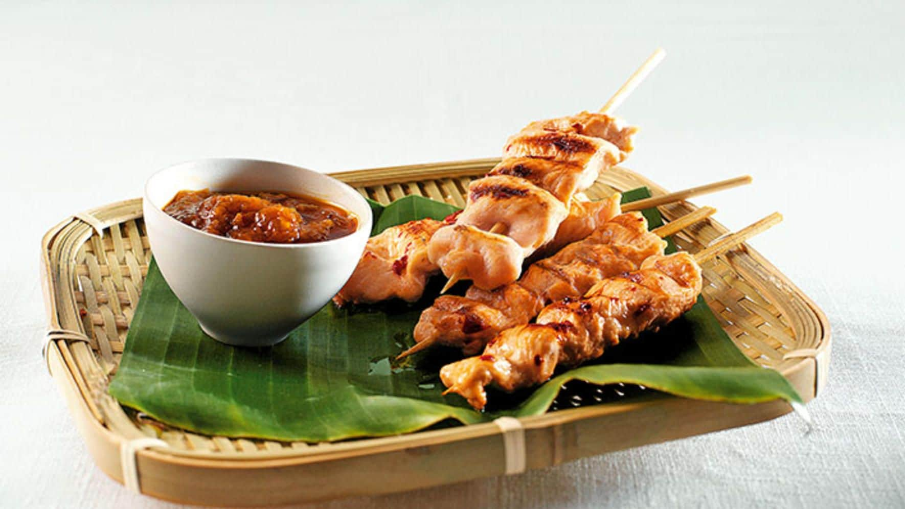 Betty Bossi, Poulet-Satay-Spiesse