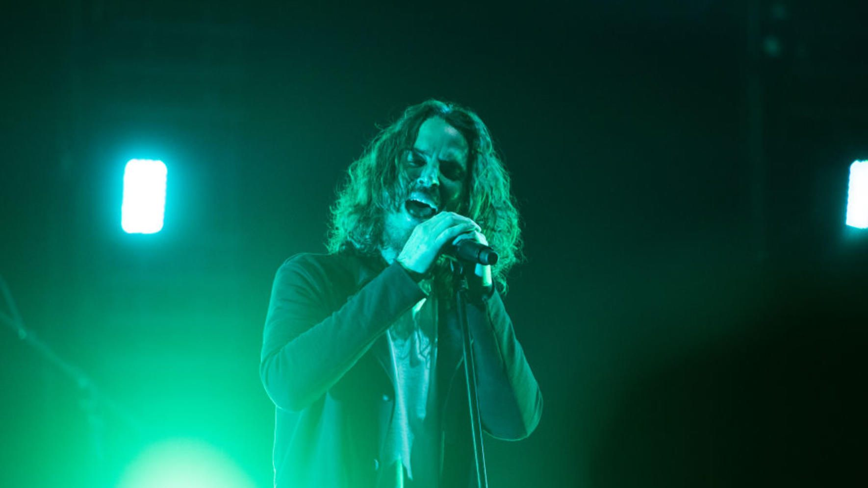 Chris Cornell Soundgarden Dead James Bond Tour