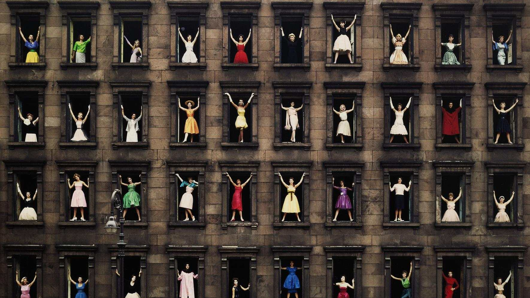Ormond Gigli New York City (Girls In The Windows) Sotheby's