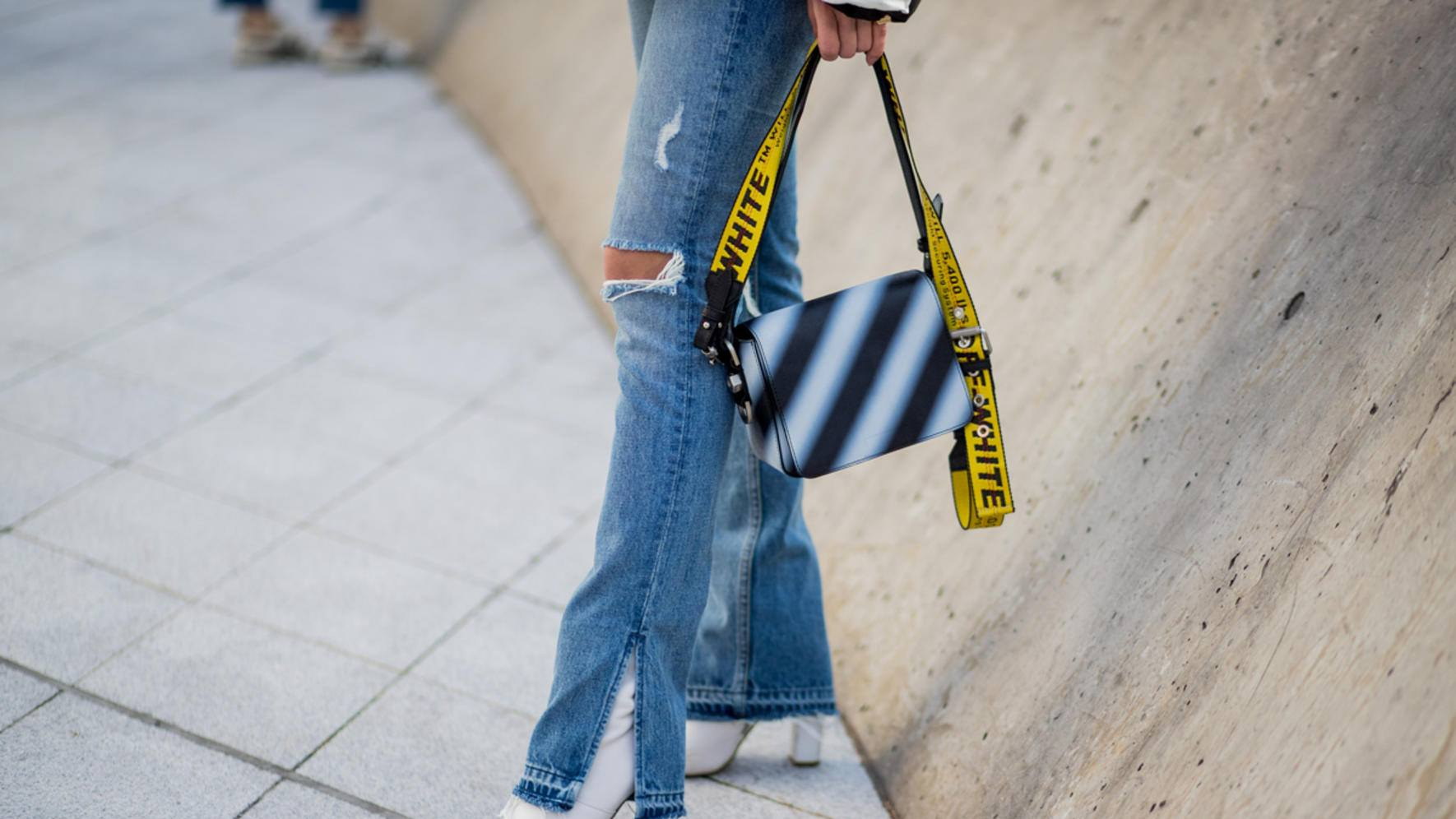 Der heisseste Denim-Trend des Winters