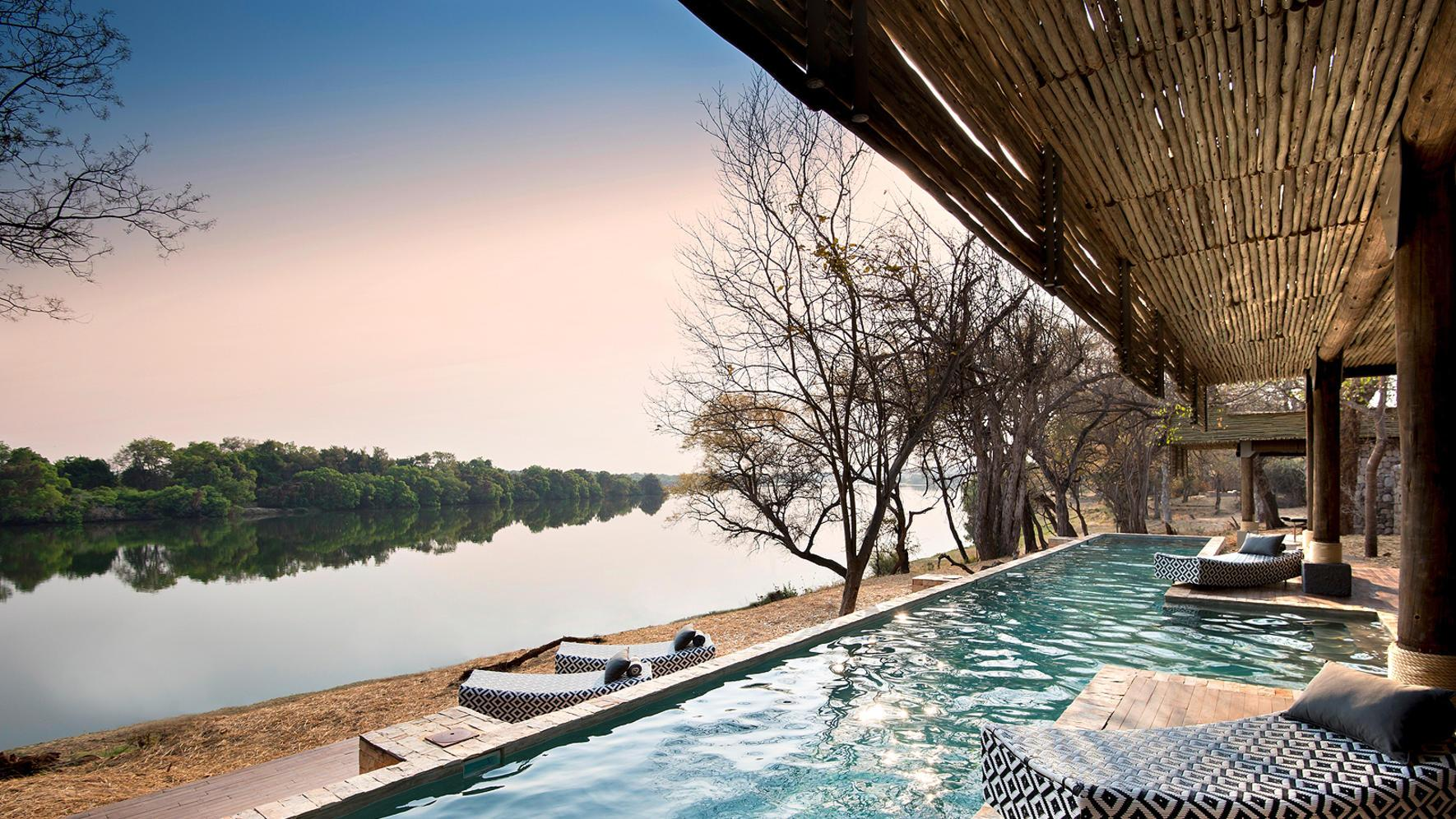 Matetsi River Lodge Simbabwe