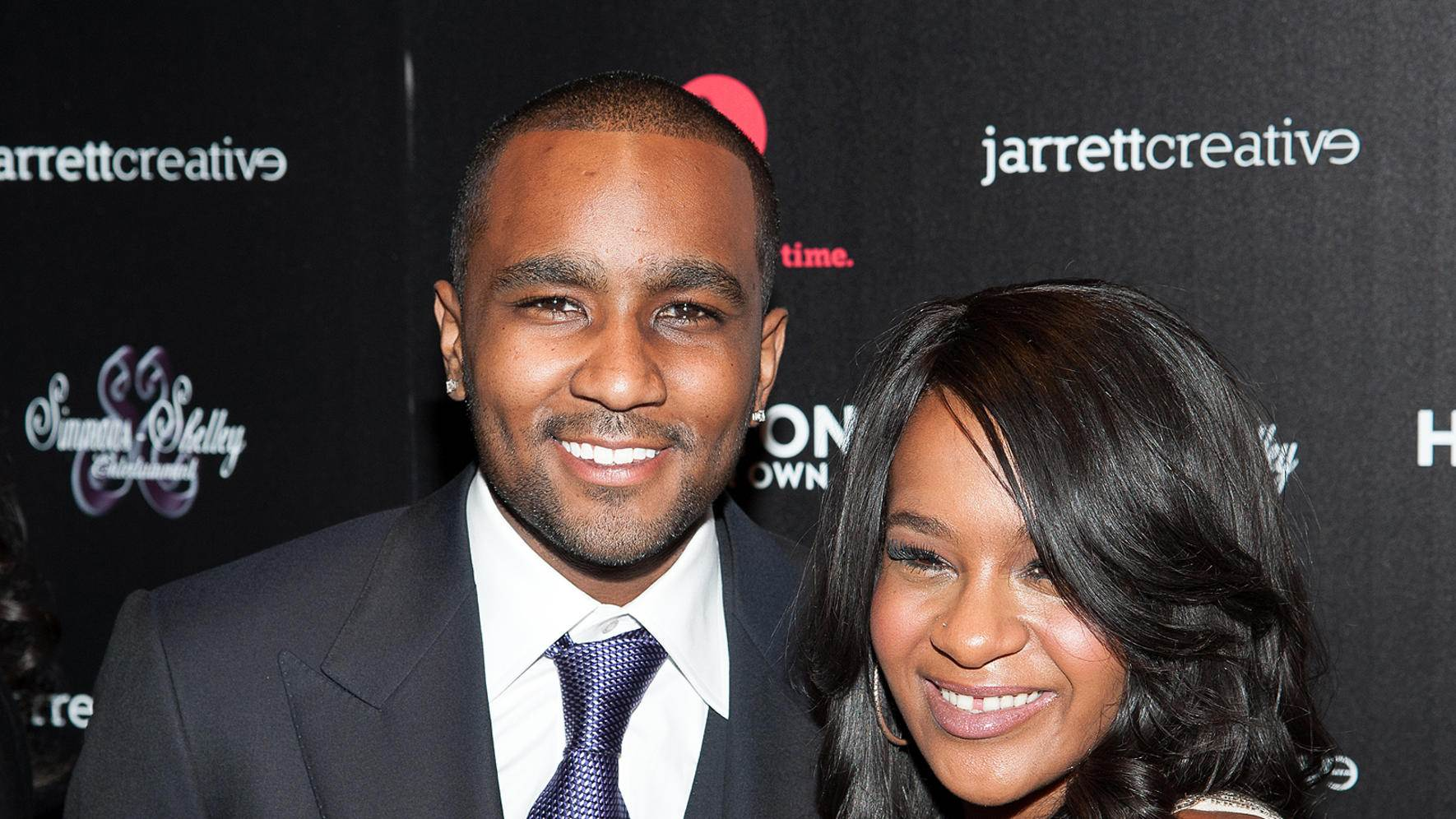 Nick Gordon und Bobbi Kristina Brown 2012