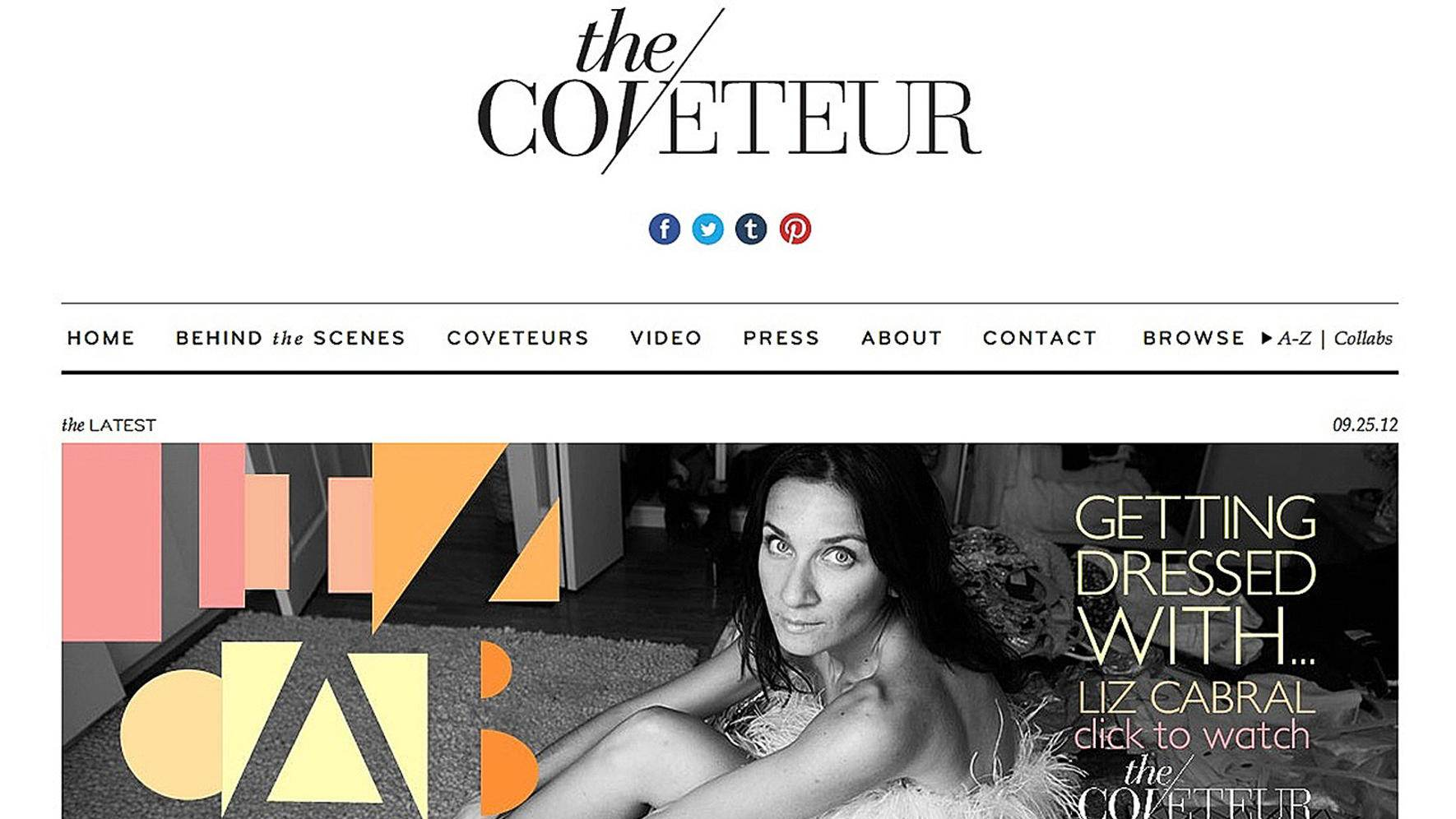 www.thecoveteur.com