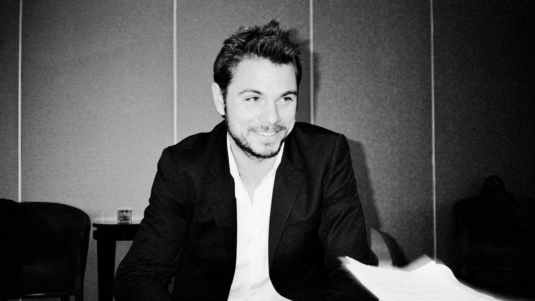 A Personal Note From Stan Wawrinka