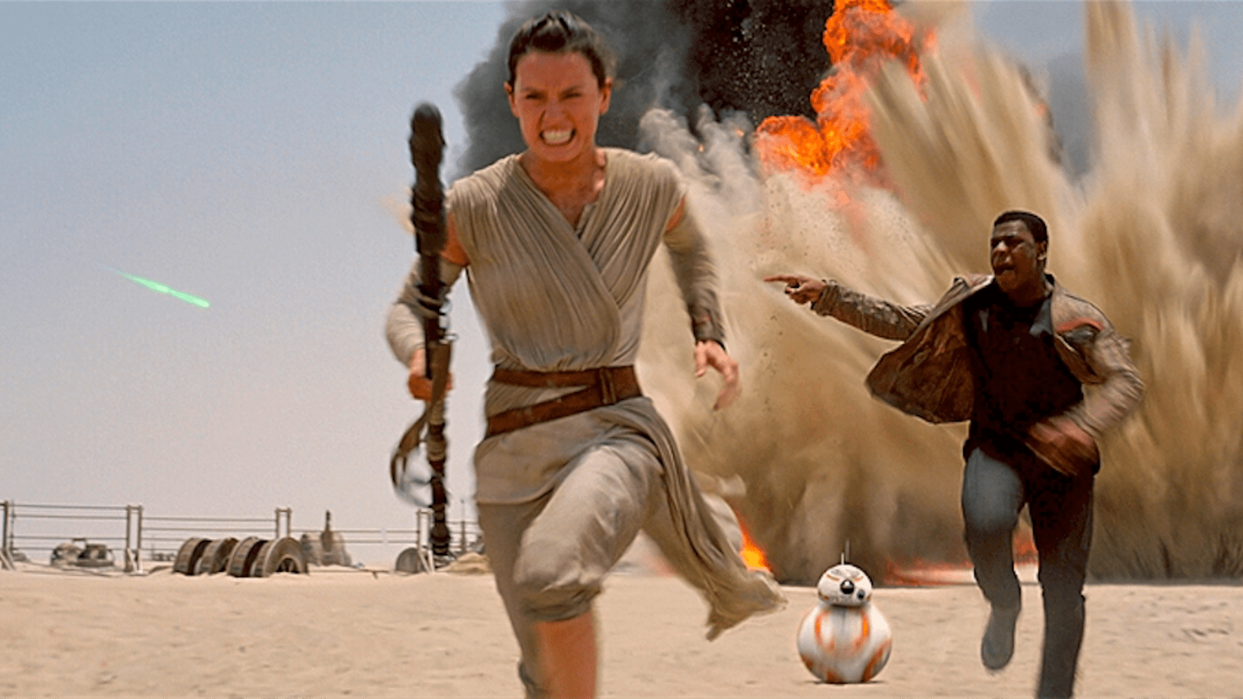 «Star Wars – The Force Awakens»