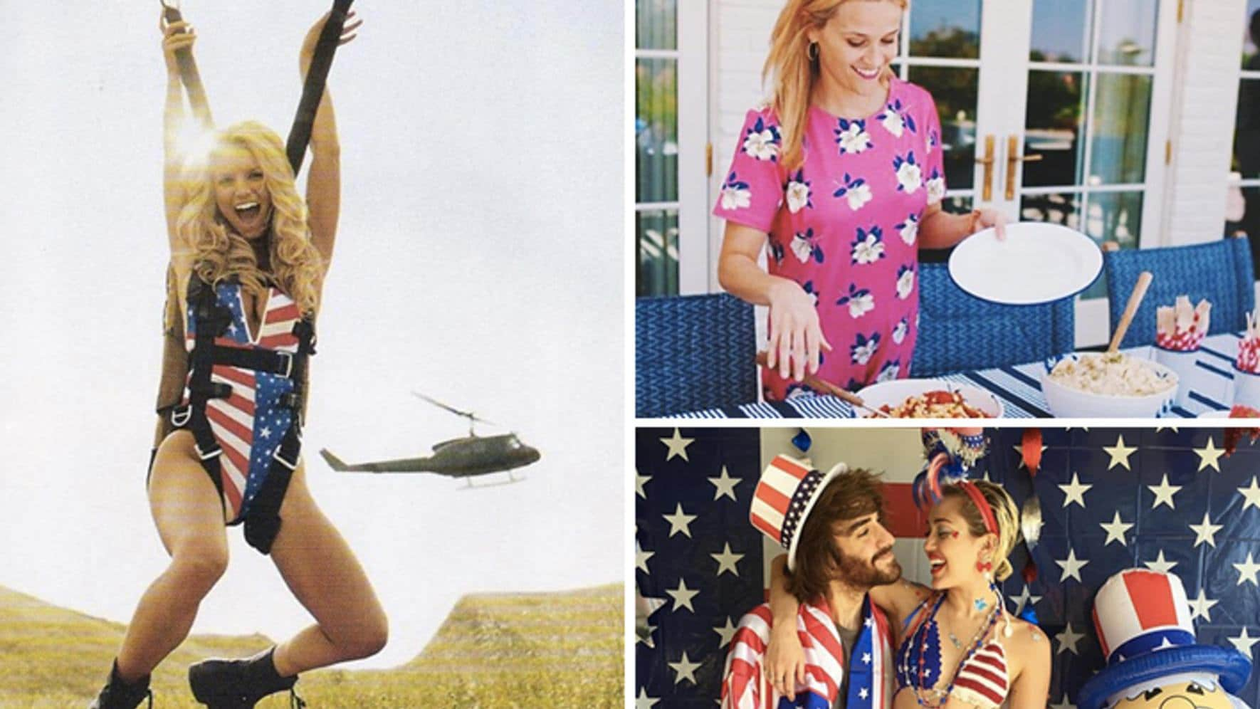 Independence Day USA 2015: Stars, Fotos, Instagram