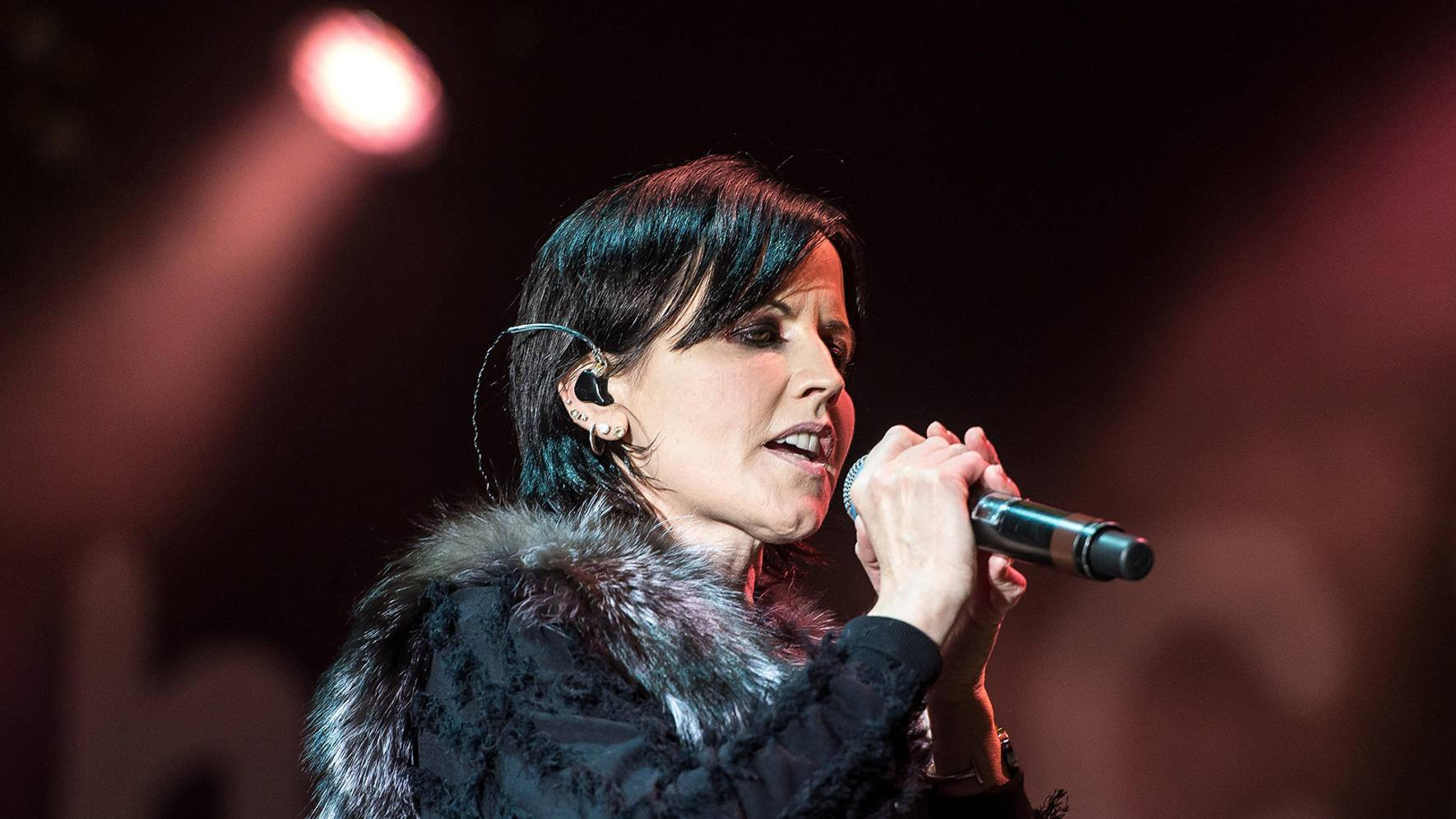 The Cranberries Dolores O'Riordan 2017