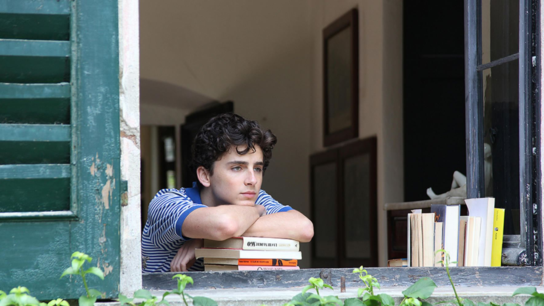 Szene aus «Call Me By Your Name»