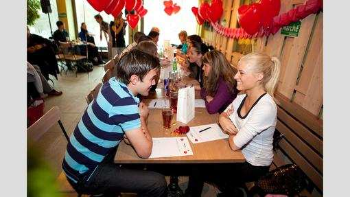 Prinzesson-Speed-Dating