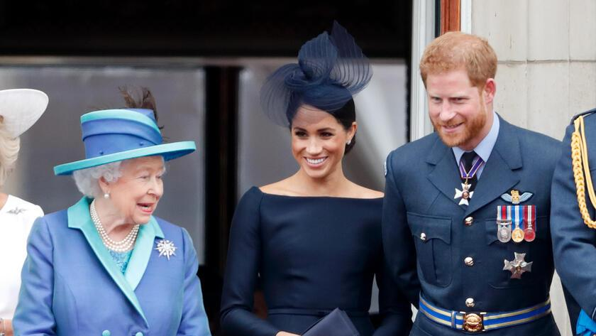 «Sussex Royal»: Queen greift bei Meghan und Harry hart durch