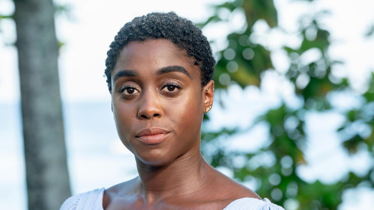 """MONTEGO BAY, JAMAICA - APRIL 25: Actress Lashana Lynch attends the """"Bond 25"""" Film Launch at Ian Fleming's Home """"GoldenEye"""", on April 25, 2019 in Montego Bay, Jamaica. (Photo by Roy Rochlin/Getty Images for Metro Goldwyn Mayer Pictures)"""