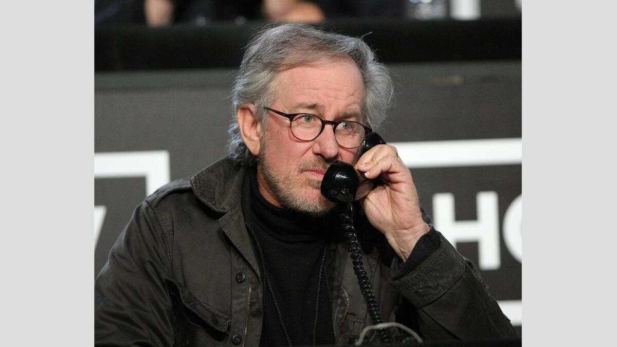 Hope for Haiti 2: Steven Spielberg