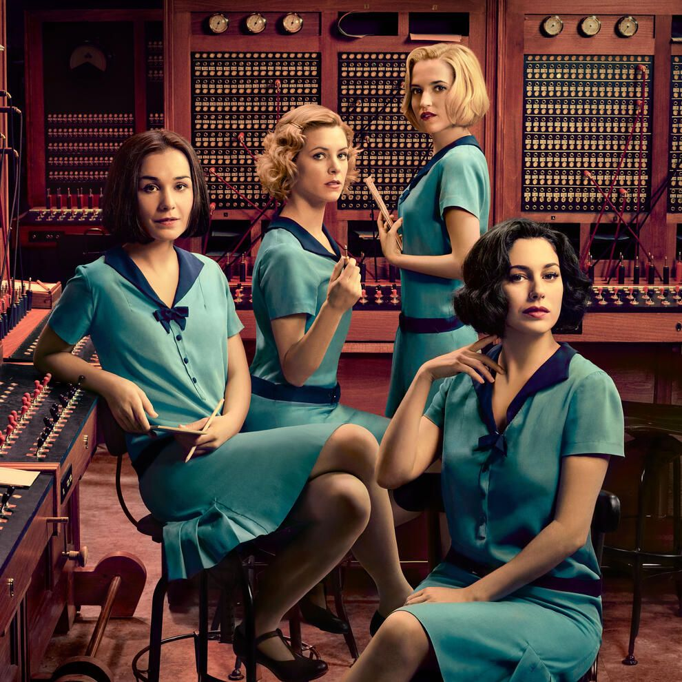 Las Chicas del Cable Die Telefonistinnen