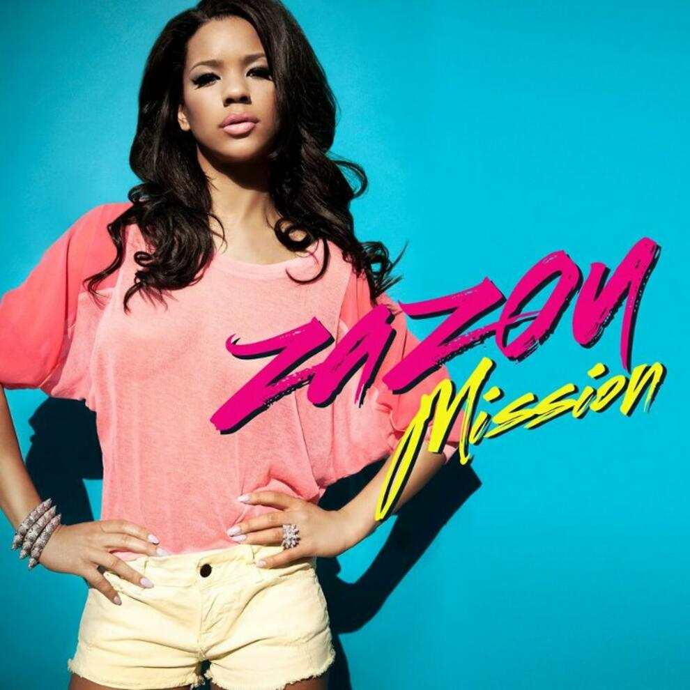 Zazou Mall, CD Cover Single Mission