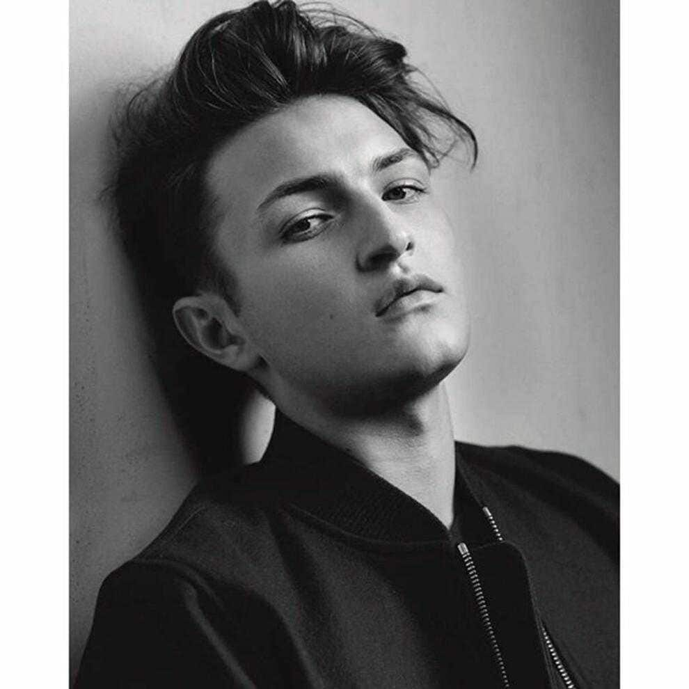 New Face 2016 Anwar Hadid