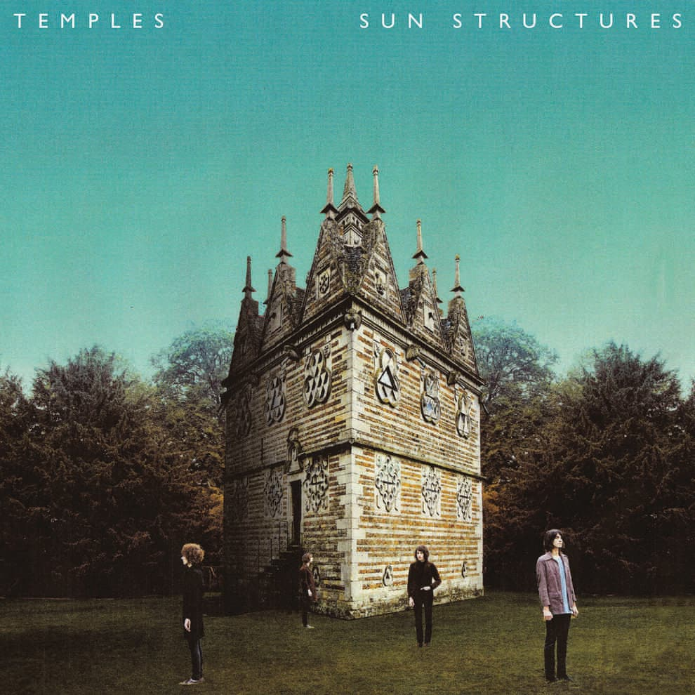 Temples, Albumcover