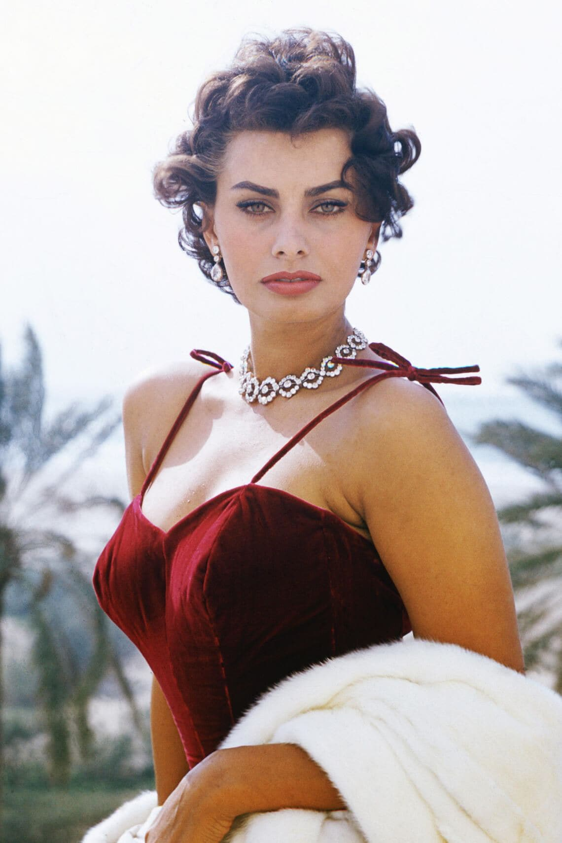 Italian actress Sophia Loren, circa 1965. (Photo by Silver Screen Collection/Hulton Archive/Getty Images)