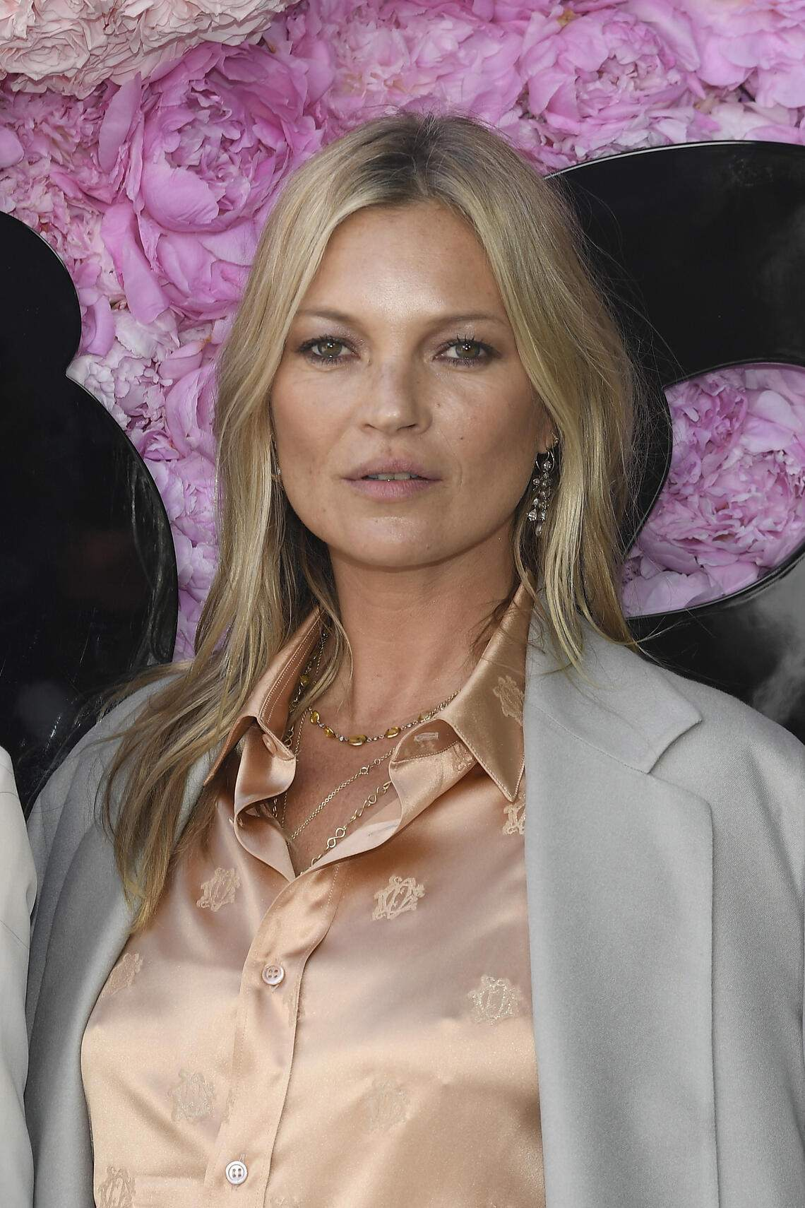 PARIS, FRANCE - JUNE 23:  Kate Moss attends the Dior Homme Menswear Spring/Summer 2019 show as part of Paris Fashion Week on June 23, 2018 in Paris, France.  (Photo by Pascal Le Segretain/Getty Images)